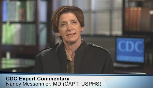 CDC Expert Commentary - Nancy Messonnier, MD (CAPT, USPHS)