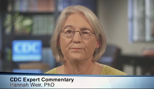 CDC Expert Commentary - Hannah Weir, PhD