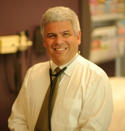 Photo of Dr. Frank Colangelo