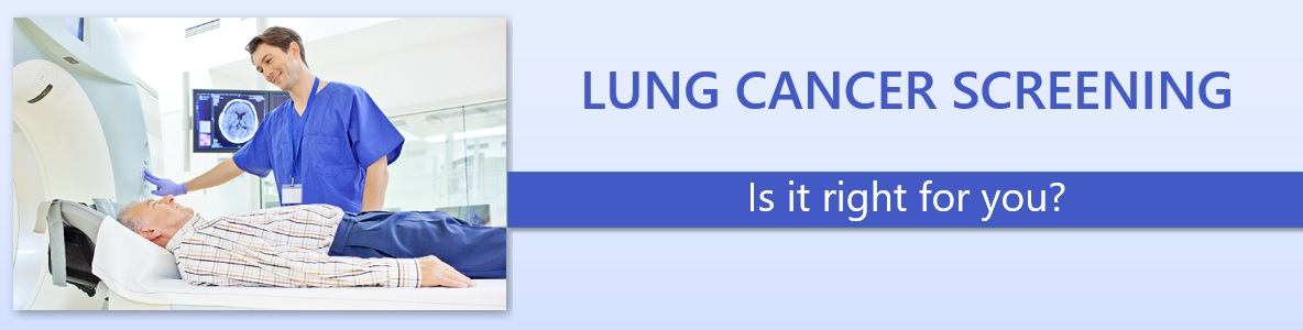 Lung cancer screening: Is it right for you?