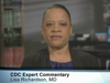 CDC Expert Commentary on Medscape: Dr. Lisa Richardson