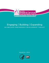 Engaging, Building, Expanding: An NBCCEDP Partnership Development Toolkit