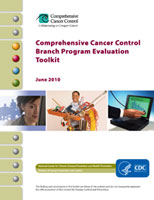 Comprehensive Cancer Control Branch Program Evaluation Toolkit