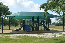 Photo of a shade structure in Baytown, Texas