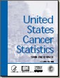 Cover of United States Cancer Statistics Report 1999