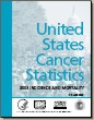 Cover of United States Cancer Statistics Report 2003
