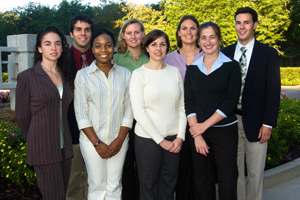 Fellows from the 2005-2006 class