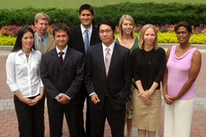 Fellows from the 2006-2007 class