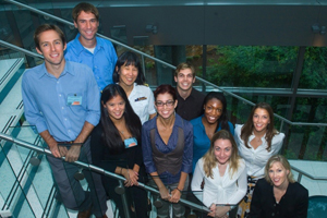 Fellows from the 2008-2009 class