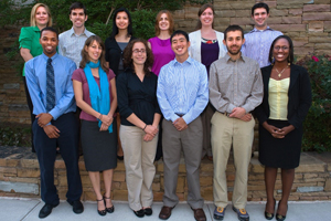 Fellows from the 2009-2010 class