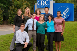 Fellows from the 2010-2011 class