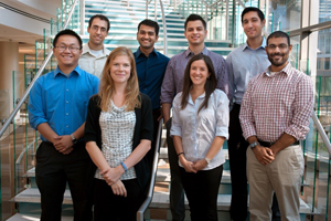 Fellows from the 2011-2012 class