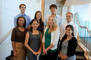 Fellows from the 2012-2013 class