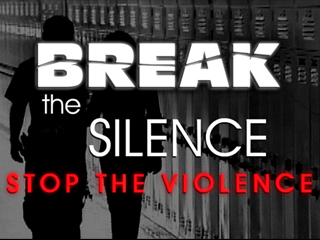 Photo: Break the Silence: Stop the Violence