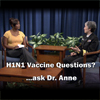 CDC Video: H1N1 Vaccine Questions? ...ask Dr. Anne (9:15)