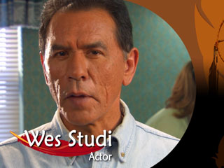Wes Studi: Seasonal Flu