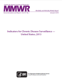 CDI MMWR cover page