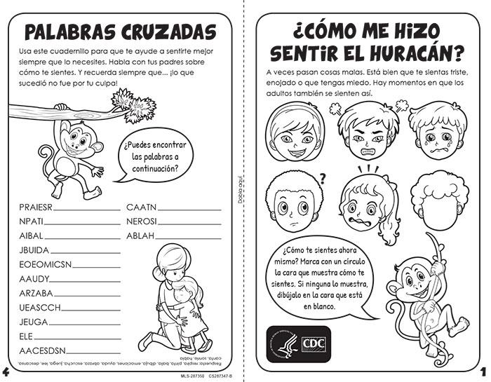 Cómo Ayudar A Los Niños A Sobrellevar Las Emergencias Cómo Cuidar