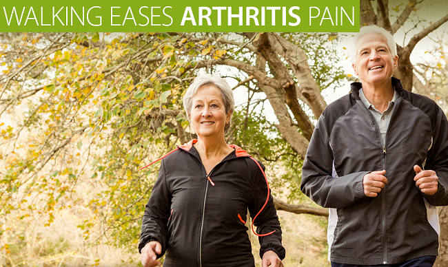 Physical Activity. The Arthritis Pain Reliever.