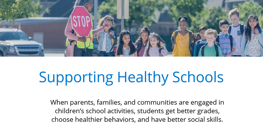 Supporting Healthy Schools