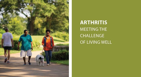 Arthritis At A Glance cover