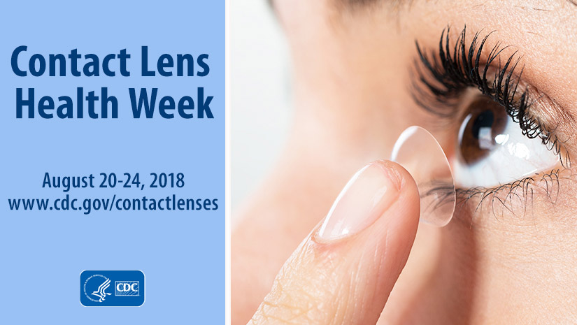 Contact Lens Health Week 2018