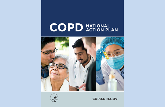 Cover of COPD National Action Plan