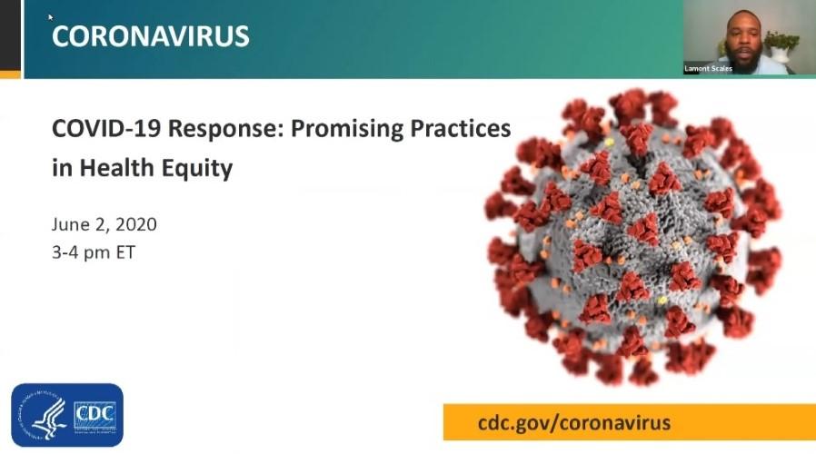 CDC COVID-19 대응: 보건 형평성을 이루기 위한 방안