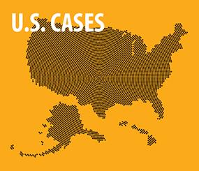 Casos en los Estados Unidos