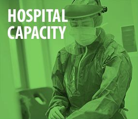 Tasas de hospitalización
