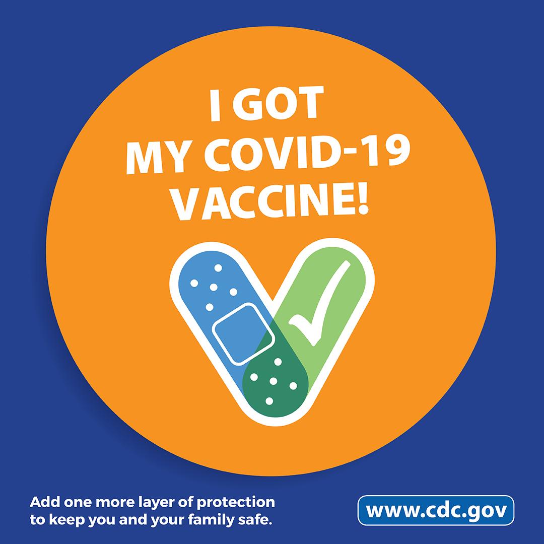 ¡Yo me vacuné contra el COVID-19!