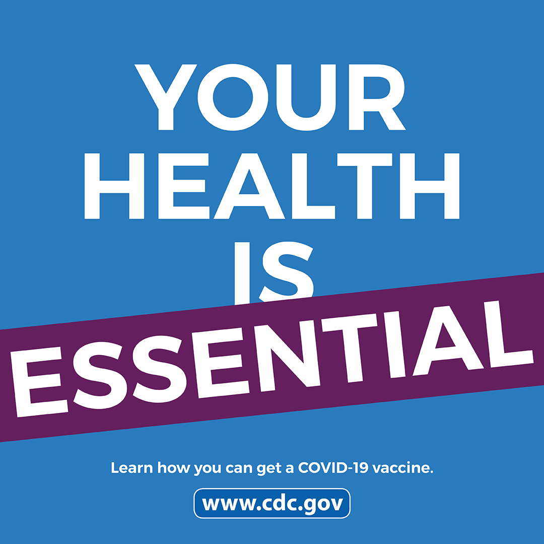 Your health is essential