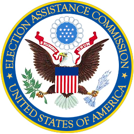 Election Assistance Commission USA seal