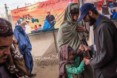 阿富汗-巴基斯坦-脊髓灰质炎-免疫接种