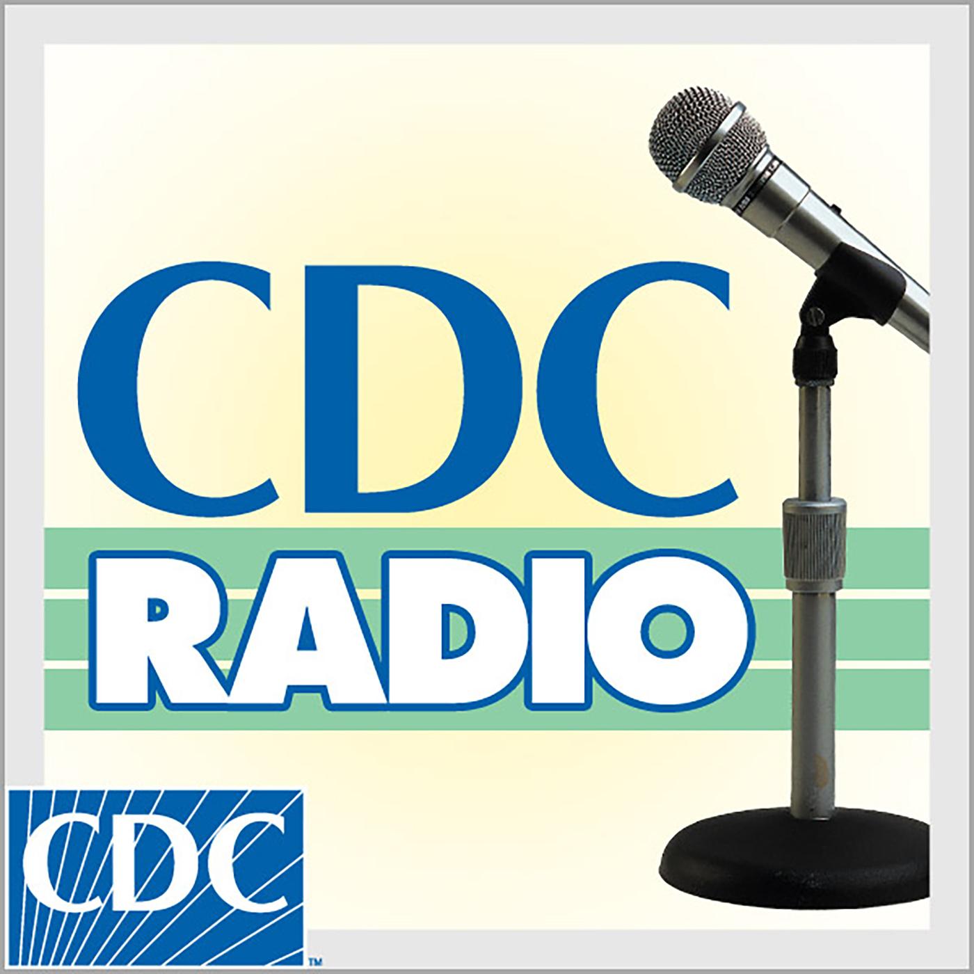 Logotipo de la radio de los CDC