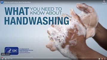 lo que debe saber acerca del lavado de manos
