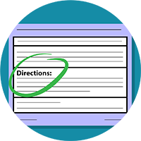 Hand Sanitizer - Directions