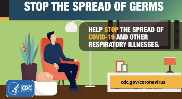 Stop the Spread of Germs Video