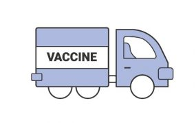 Vaccination truck