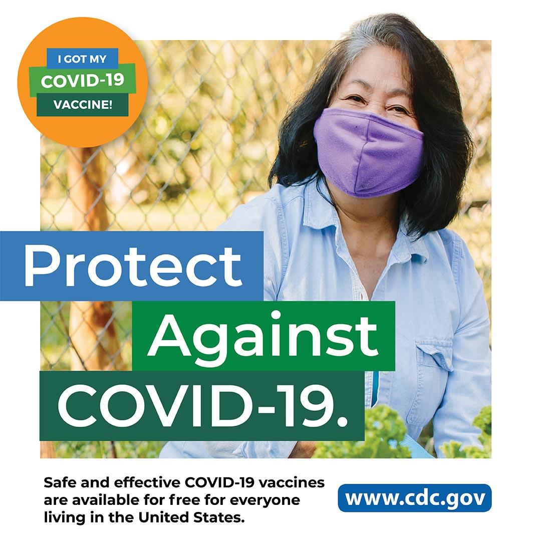CDC - COVID-19 - Departamento de salud: jardinería
