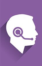 biểu tượng người đeo tai nghe