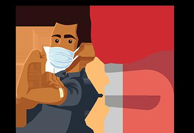 COVID-19 백신 접종으로자기력이 생기지 않습니다.