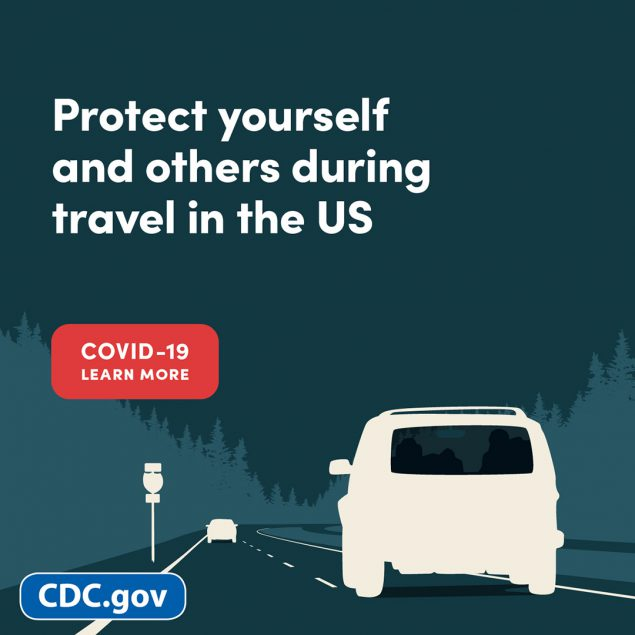 Protect yourself and others during travel in the U.S. (Facebook)