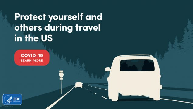 Protect yourself and others during travel in the U.S. (Twitter)