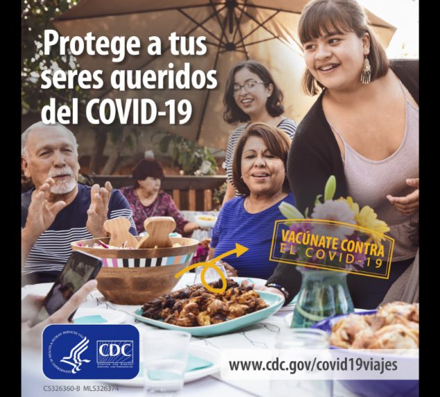 Protege a tus seres queridos del COVID-19