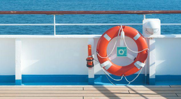Trạng thái màu cho du thuyền