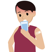 WhatExpectafterVaccinationAnimation_drink