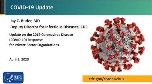 Update for Rural Partners and Communities on the Coronavirus Disease 2019 (COVID-19) Response