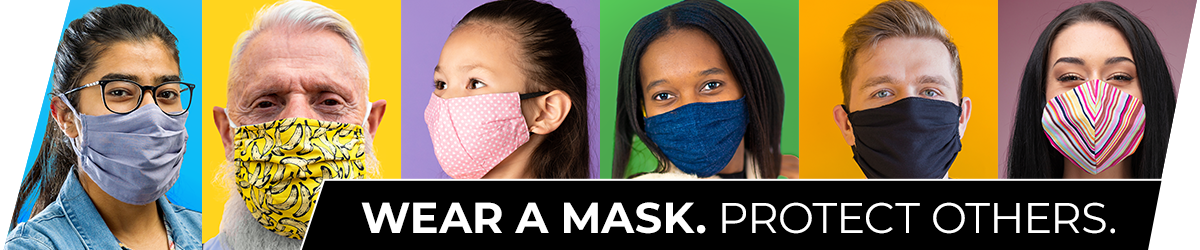 Use mascarilla. Proteja a los demás.