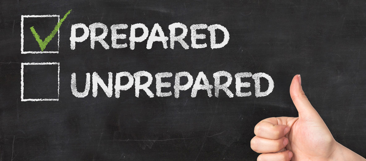 Are you prepared? | PHPR